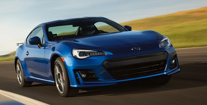 2020 Subaru BRZ safety