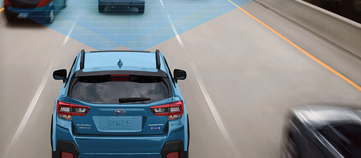2020 Subaru Crosstrek Hybrid safety