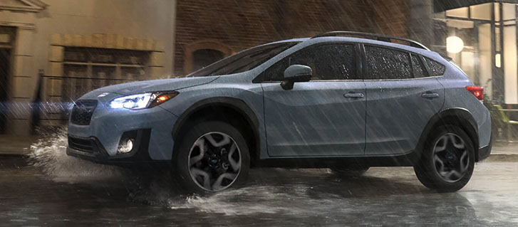 2020 Subaru Crosstrek performance