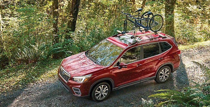 2020 Subaru Forester performance