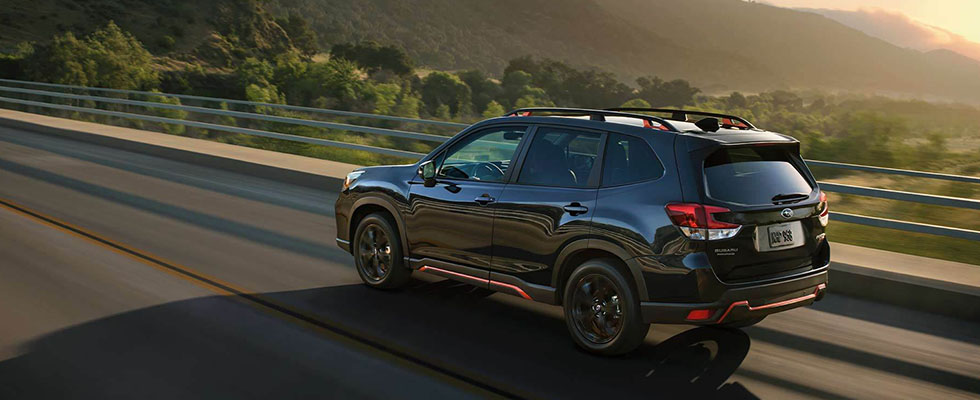 2020 Subaru Forester Safety Main Img