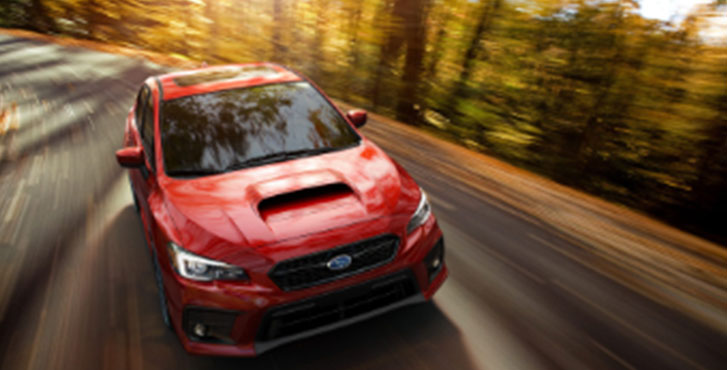 2020 Subaru WRX safety