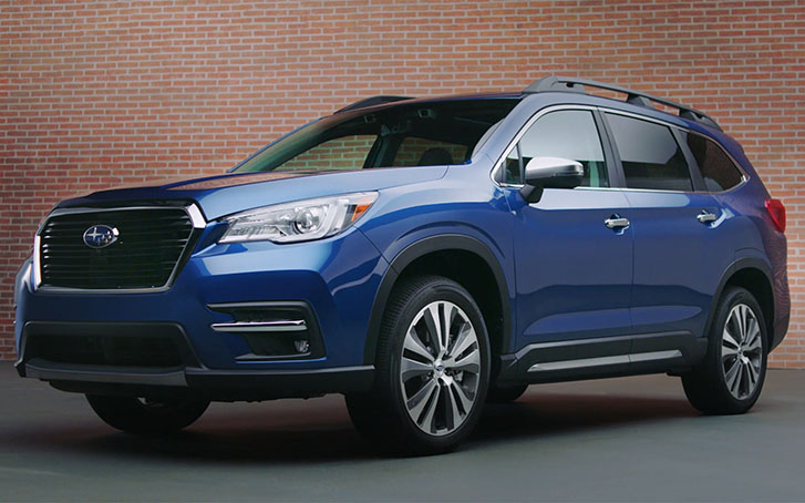 2021 Subaru Ascent appearance