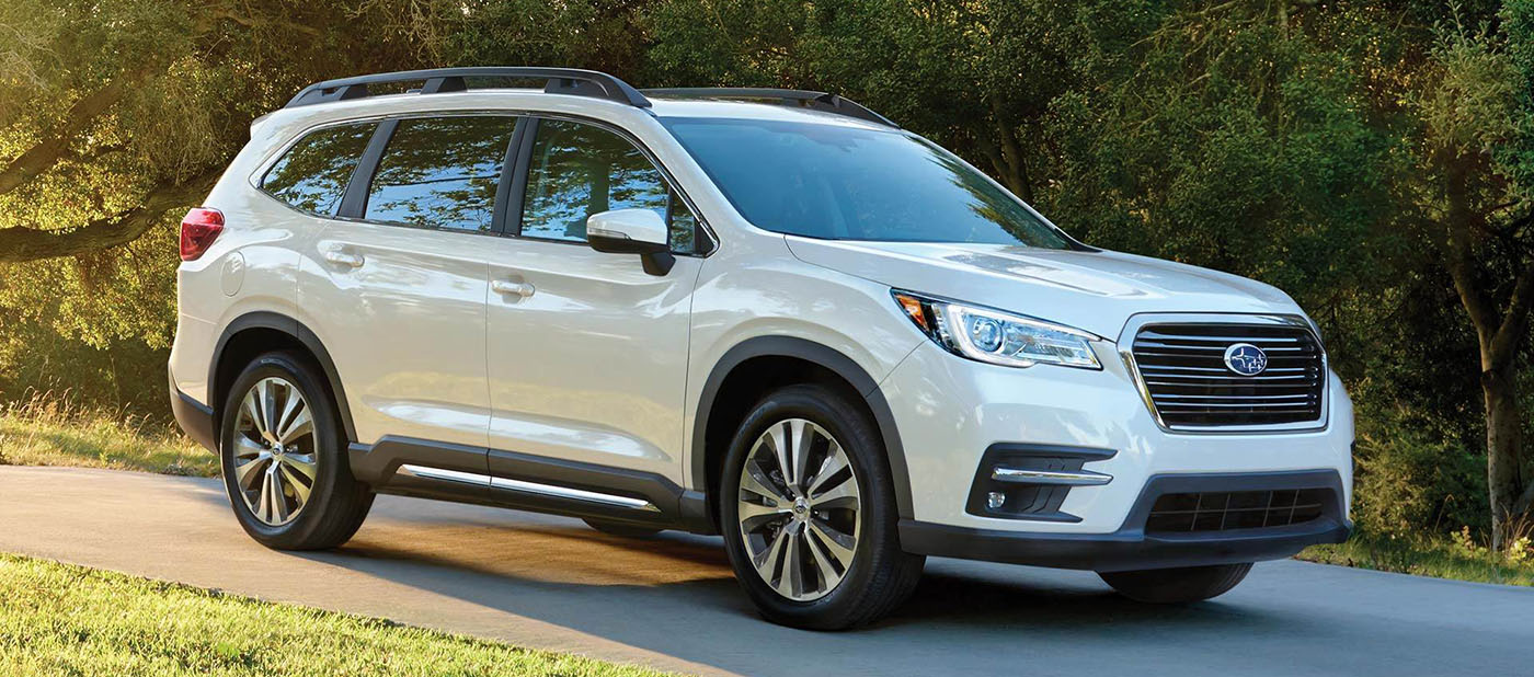 2021 Subaru Ascent Main Img