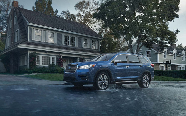 2021 Subaru Ascent performance