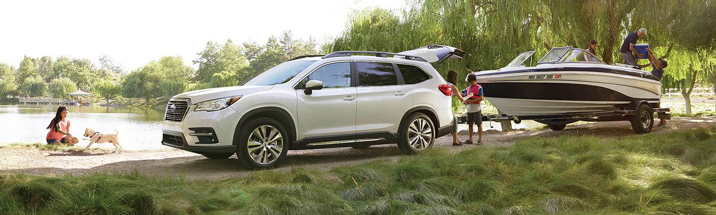 2021 Subaru Ascent Safety Main Img