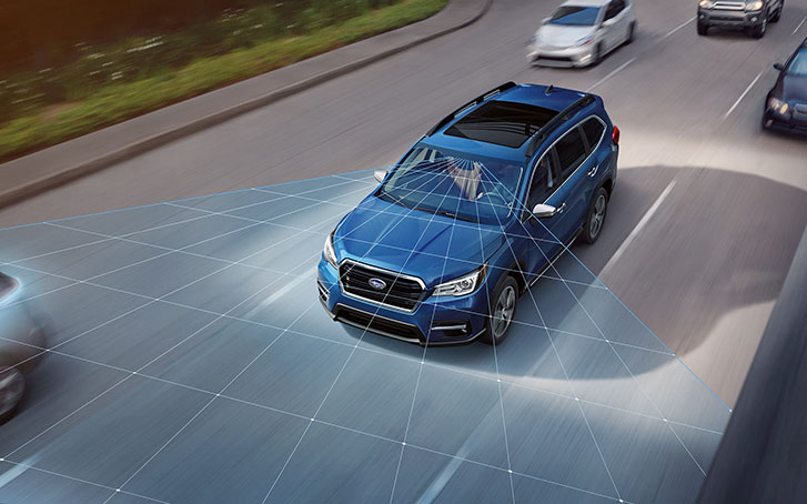 2021 Subaru Ascent safety