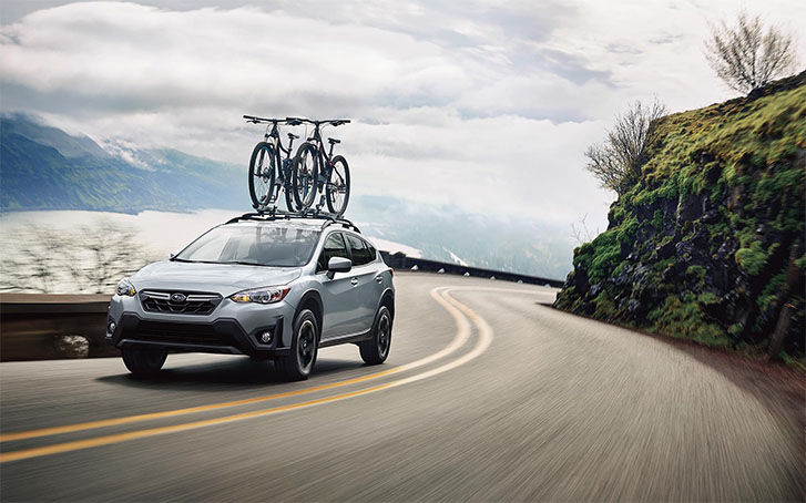 2021 Subaru Crosstrek performance