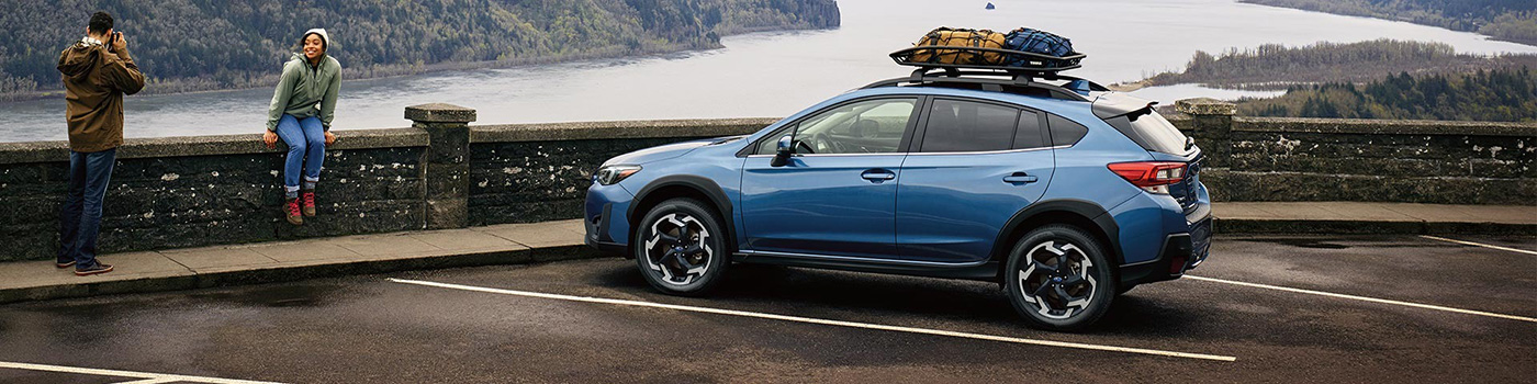 2021 Subaru Crosstrek Safety Main Img