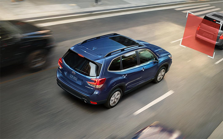 2021 Subaru Forester safety