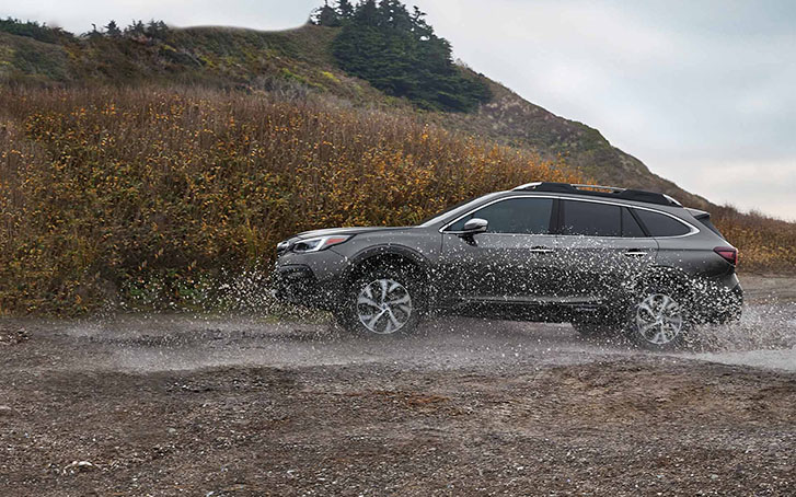 2021 Subaru Outback performance