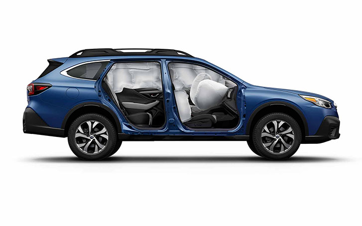 2021 Subaru Outback safety