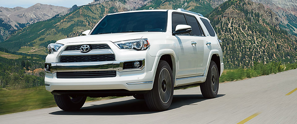 2015 Toyota 4Runner Appearance Main Img