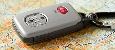 2015 Toyota 4Runner Smart Key
