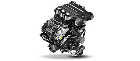 2015 Toyota 4Runner engine