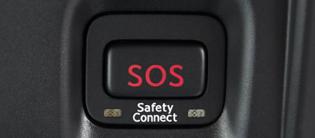 2015 Toyota 4Runner Safety Connect