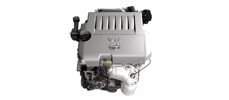2015 Toyota Avalon Hybrid engine
