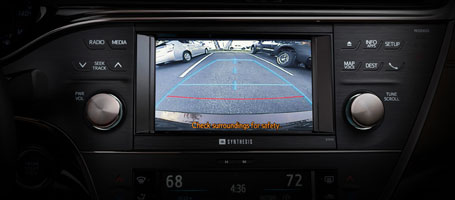 2015 Toyota Avalon Hybrid Backup camera