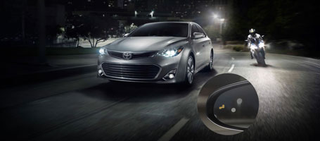 2015 Toyota Avalon Hybrid safety