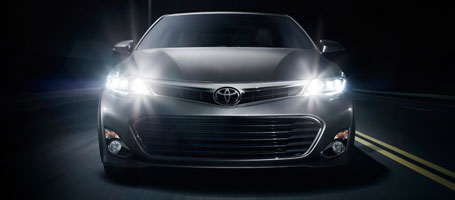 2015 Toyota Avalon Hybrid High Beam