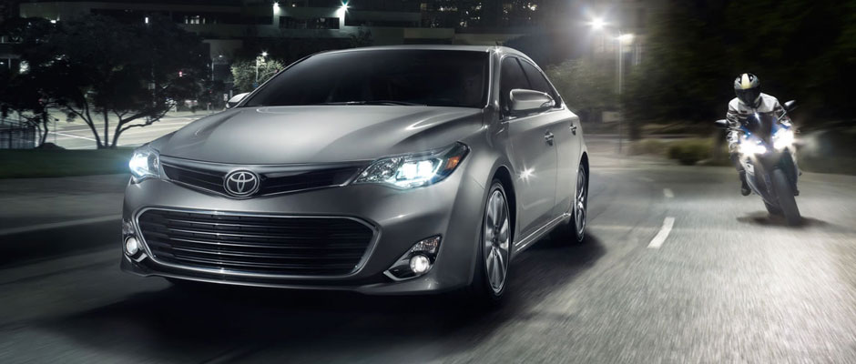 2015 Toyota Avalon Appearance Main Img