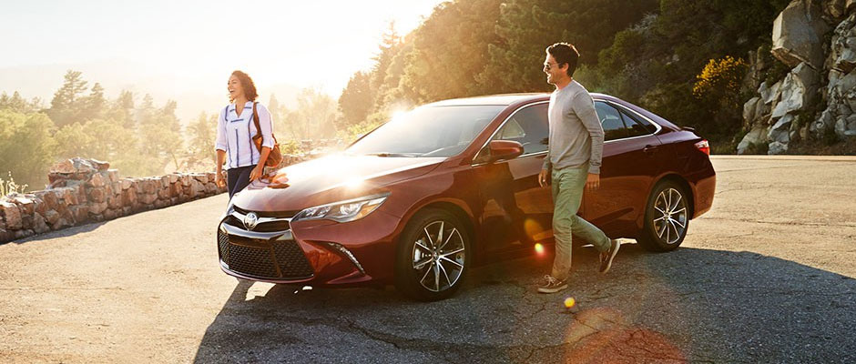 2015 Toyota Camry Appearance Main Img