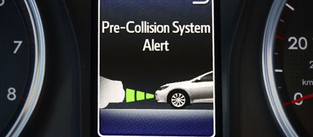 2015 Toyota Camry Pre-Collision
