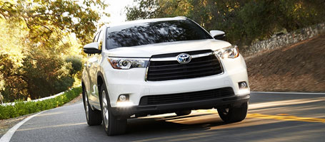 2015 Toyota Highlander performance