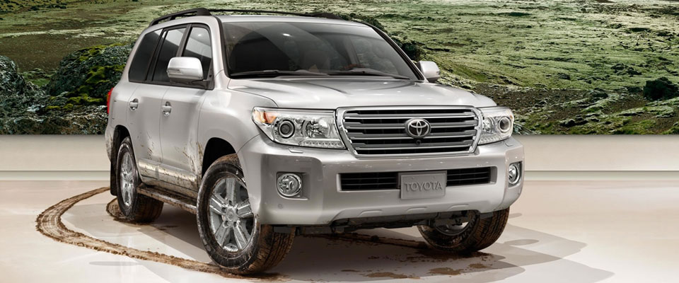 2015 Toyota Land Cruiser Appearance Main Img