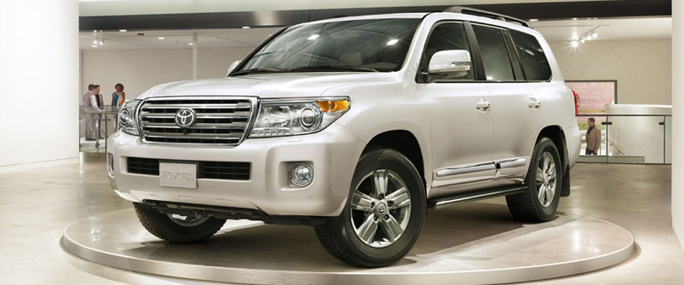 2015 Toyota Land Cruiser Main Img