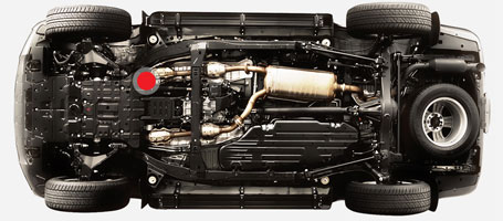 2015 Toyota Land Cruiser  transmission