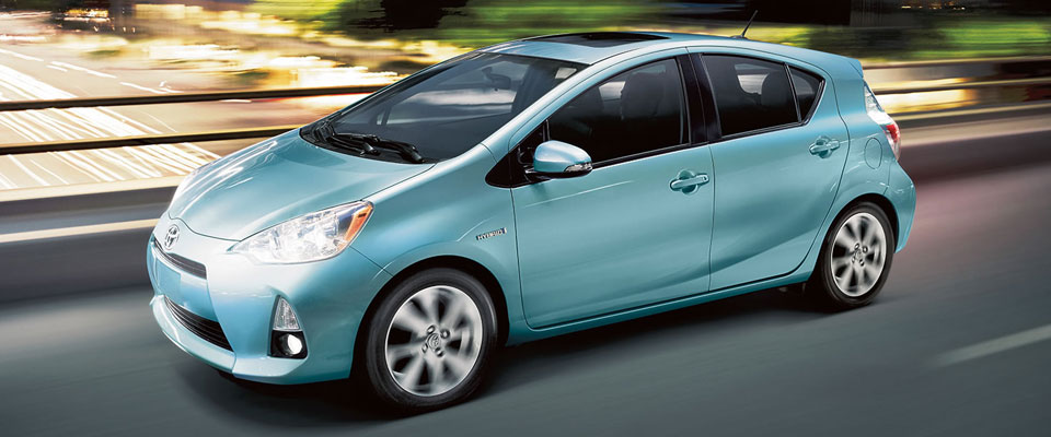 2015 Toyota Prius c Appearance Main Img