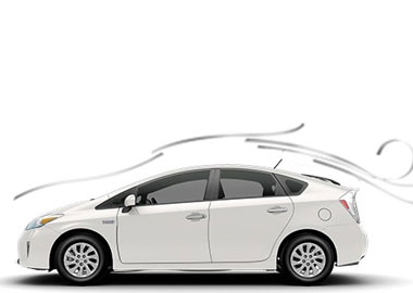 2015 Toyota Prius Plug-in Hybrid appearance