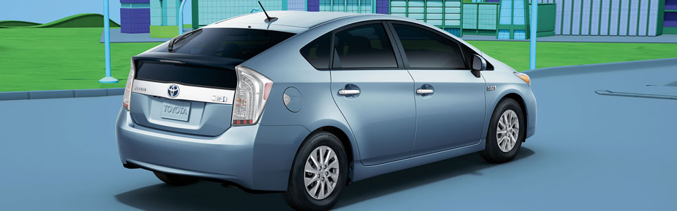 2015 Toyota Prius Plug-in Hybrid Safety Main Img