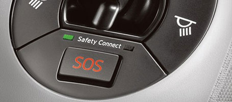 2015 Toyota Prius Plug-in Hybrid Safety Connect