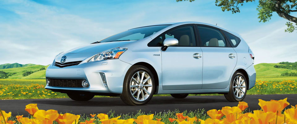 2015 Toyota Prius V Appearance Main Img