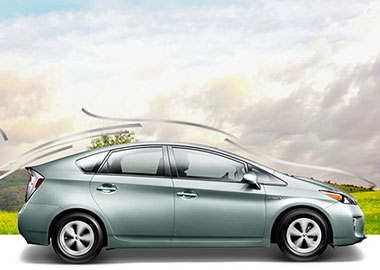 2015 Toyota Prius appearance