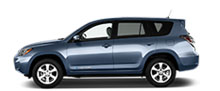 2015 Toyota Rav4 EV