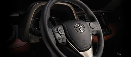 2015 Toyota Rav4 technology