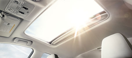 2015 Toyota Rav4 moonroof
