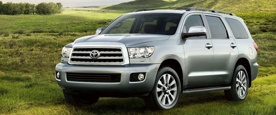 2015 Toyota Sequoia Appearance Main Img