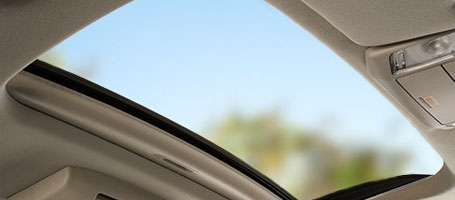 2015 Toyota Sequoia Moonroof