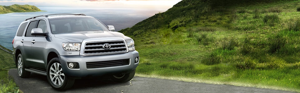2015 Toyota Sequoia Safety Main Img