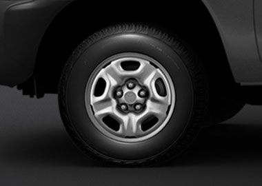 2015 Toyota Tacoma wheels