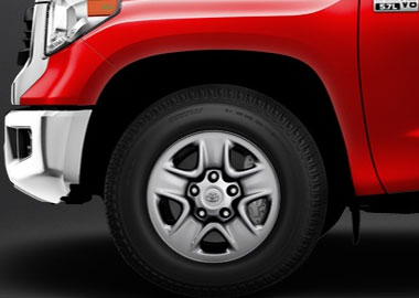2015 Toyota Tundra wheels