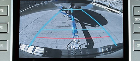 2015 Toyota Tundra backup camera