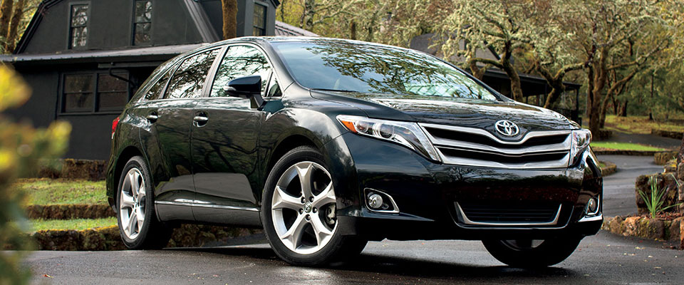 2015 Toyota Venza Appearance Main Img