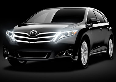 2015 Toyota Venza Running Lights