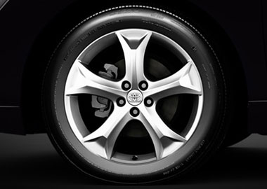 2015 Toyota Venza wheels