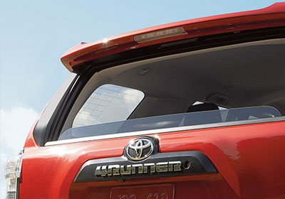 2016 Toyota 4Runner Power rear glass